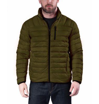 The Lexington Packable Down Jacket