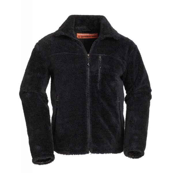 Burkman Fleece Zip Up