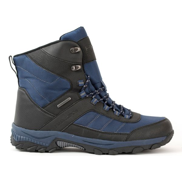 CARIBOU BOOT - BLACK NAVY