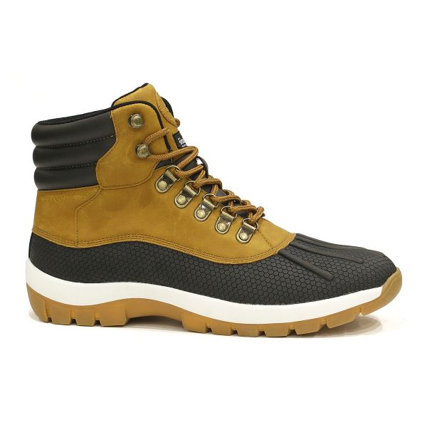 CONNOR BOOT - WHEAT BROWN