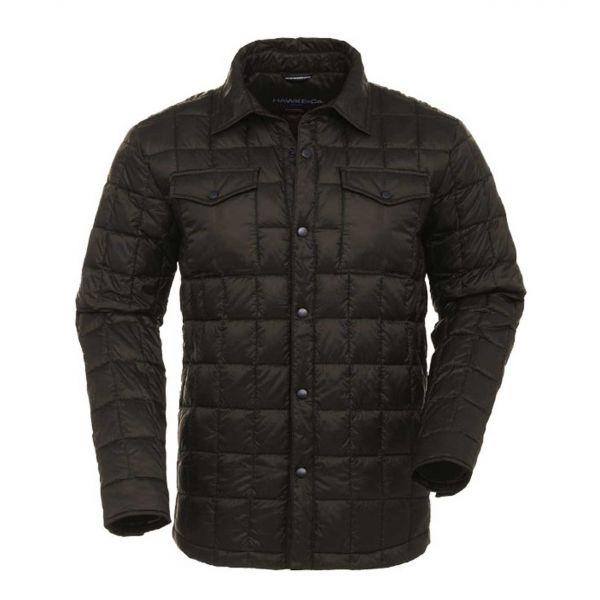 Lightweight Down Packable Shirt Jacket