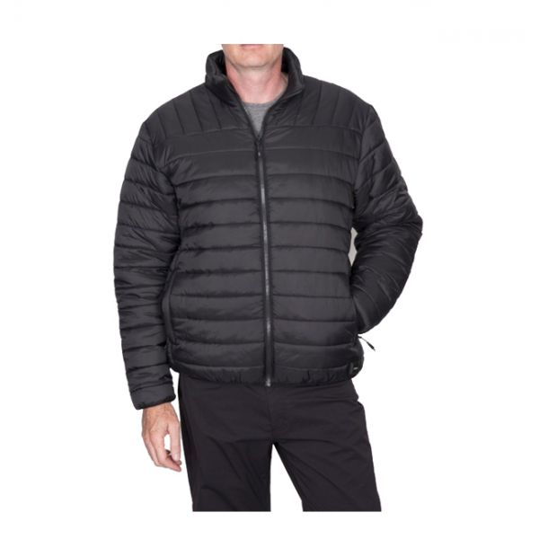 Packable Down Jacket with Heat Technology