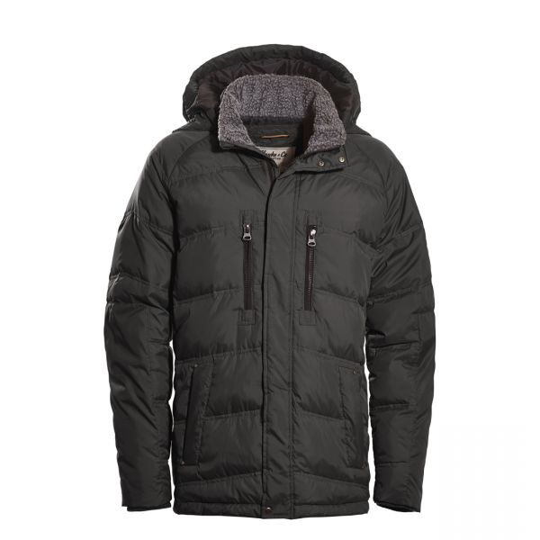 Down Fill Bubble Jacket