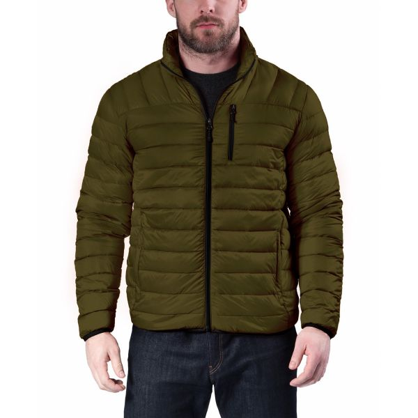 The Lexington Packable Down Jacket