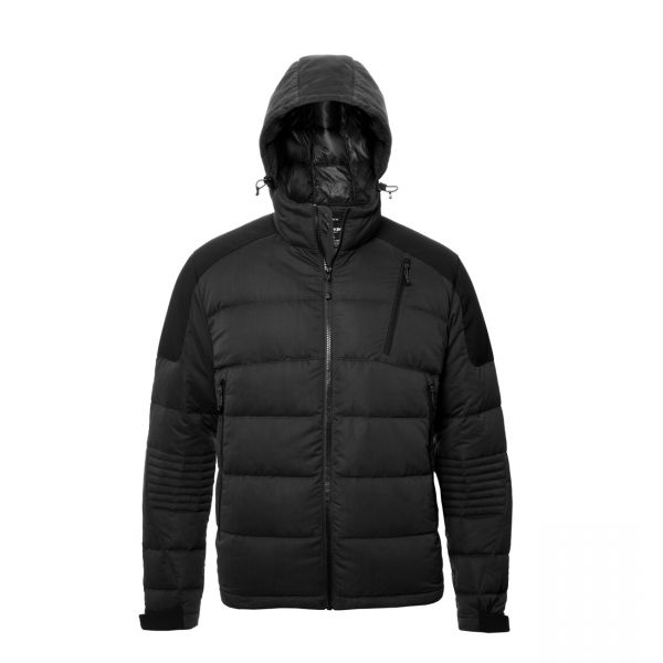 Black Collection Mid Weight Puffer