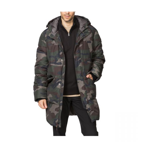 HEAVYWEIGHT LONG PARKA
