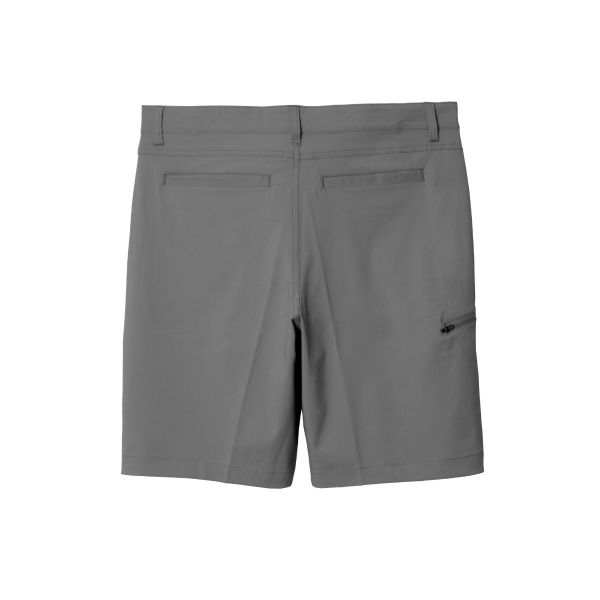 Smoked Pearl Performance Flex Shorts