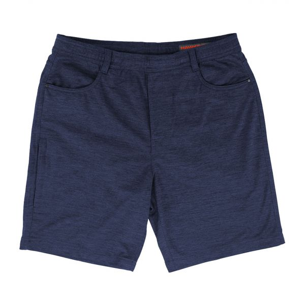 Brushed Knit Short W/ Elastic Waistband